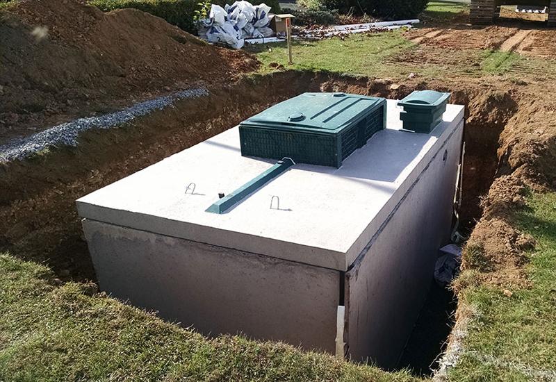 Sanitary Installation Service : Sanitary sewer main service installation barwis